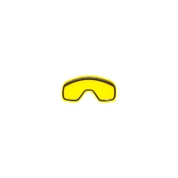 DRAGON LIL D  Repl Lens Yellow
