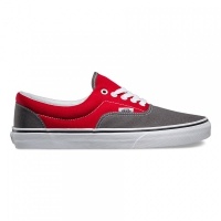 VANS ERA 2 TONE - PEWTER / RACING RED