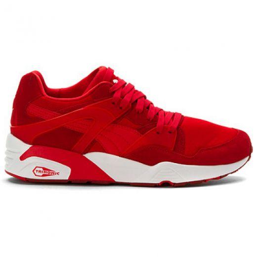 Puma Blaze high risk red