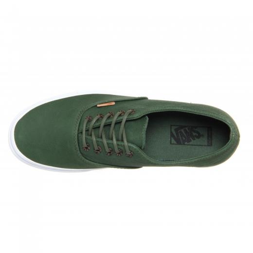 Vans Authentic Decon CA Leather Kombu Green