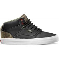 SHOES VANS BEDFORD PALM CAMO BLACK & WHITE