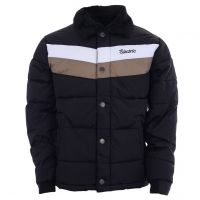 Geaca ELECTRIC McFly Puffer Black