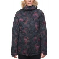 Geaca 686 DREAM INSULATED CAMO ROSE