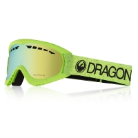 DRAGON DXS GREEN / LUMALENS GOLD ION
