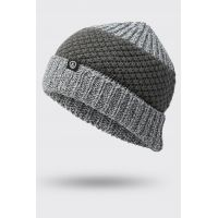 NEFF SCRAPPY BEANIE GREY HEATHER/GREY/GREY HEATHER