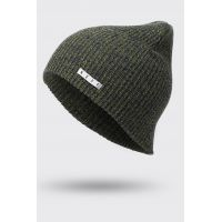 NEFF DAILY HEATHER BEANIE OLIVE/NAVY
