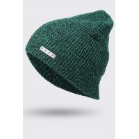 NEFF DAILY HEATHER BEANIE BLACK/GREEN
