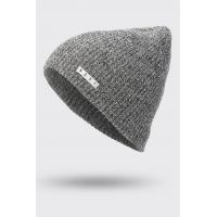 NEFF DAILY HEATHER BEANIE GREY HEATHER/WHITE