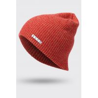 NEFF DAILY HEATHER BEANIE RED/TAN