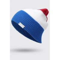 NEFF TRIO BEANIE RED/WHITE/BLUE