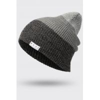 NEFF TRIO BEANIE BLACK HEATHER/BLACK/BLACK HTH