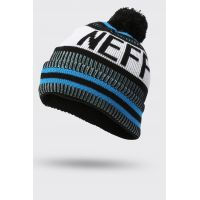 NEFF SAMPION BEANIE CYAN/MINT/BLACK
