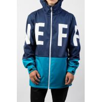 NEFF DAILY SOFTSHELL NAVY/ CYAN