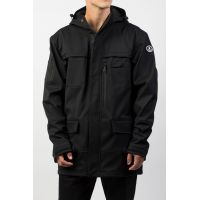 NEFF MILITARY SOFTSHELL BLACK