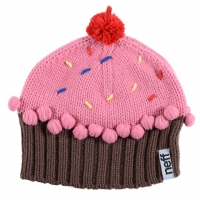 NEFF CUPCAKE BEANIE STRAWBERRY