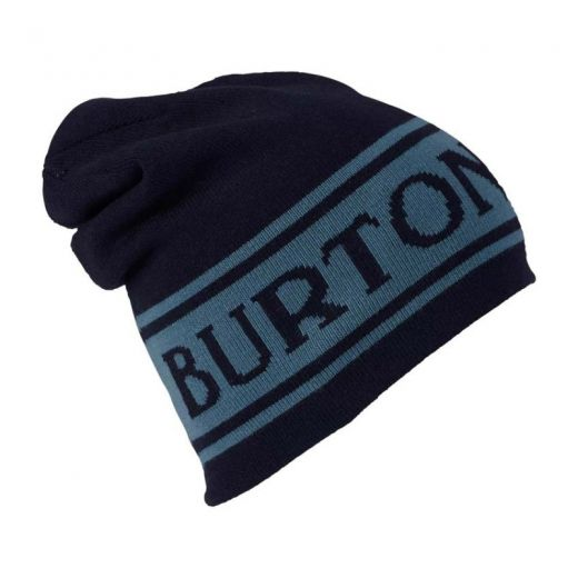 Căciulă BURTON Billboard Slouch – Reversible Mood Indigo / LA Sky
