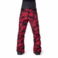 PANTALONI HORSEFEATHERS MARCY STRAWBERRY CAMO