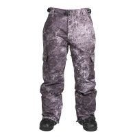 Pantaloni RIDE PHINNEY BLACK MARBLE