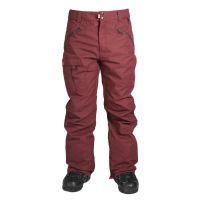 Pantaloni RIDE YESLER BURGUNDY